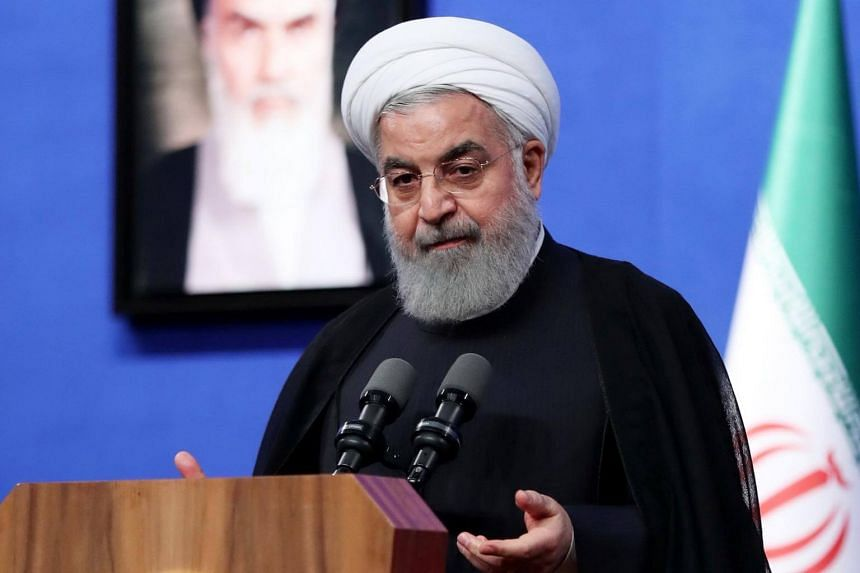 Iranian President Hassan Rouhani will pay a working visit to China and attend the Shanghai Cooperation Organisation.