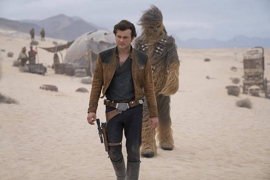 Walt Disney has slashed its opening-weekend forecast for Solo: A Star Wars Story as early returns from theatres signalled a deeply disappointing opening.