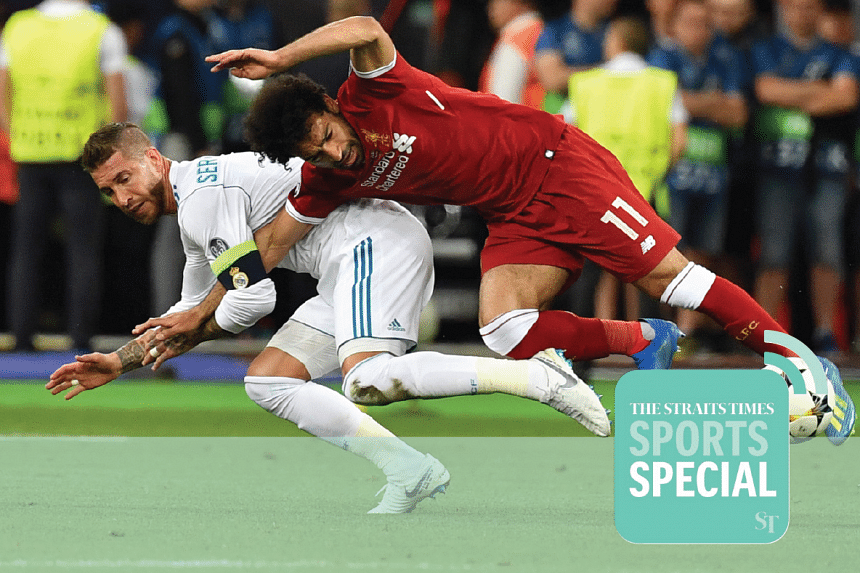 Champions League Final, Mohamed Salah, Sergio Ramos, Podcast