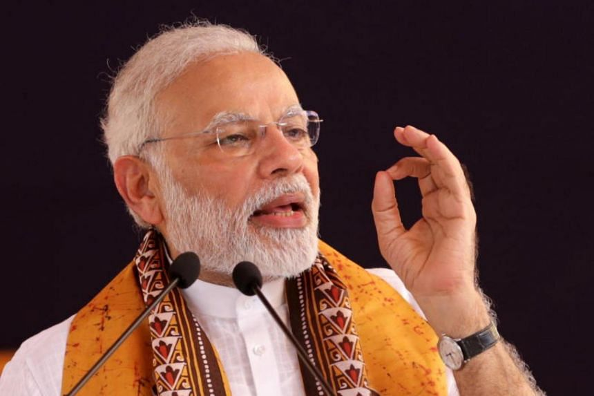 Indian Prime Minister Narendra Modi's first-ever official visit to Indonesia is part of his five-day trip to South-east Asia.