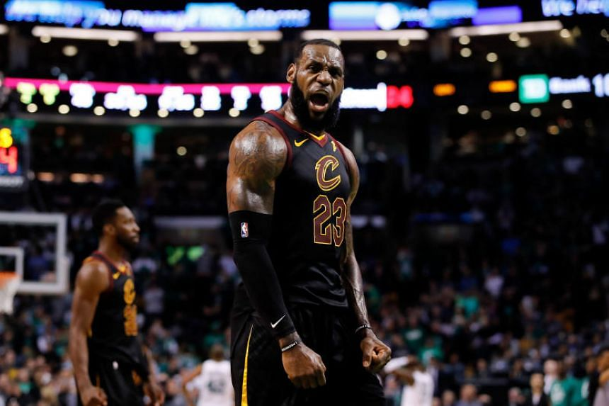 LeBron James has reached the Finals for the eighth consecutive season but this campaign may be his crowning glory.