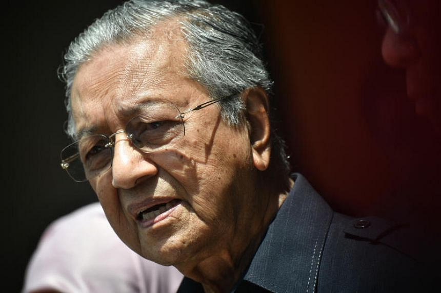 Malaysian Prime Minister Mahathir Mohamad said in an interview with the Financial Times that the country plans to drop its high-speed rail project with Singapore.
