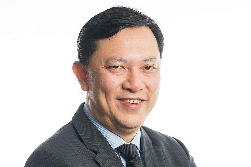 Mr Graham Cockroft will take up the CFO position at Sembcorp on Sept 3. He will replace Mr Koh Chiap Khiong, who is now heading the group's utilities business in Singapore, South-east Asia and China.