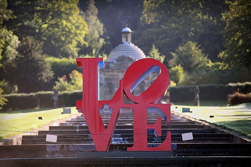 Robert Indiana, who created the iconic Love artwork (above) in the mid-1960s, was not happy with the resulting fame. The American artist, who died on May 19, fretted that the image - which was tapped by many others without licence - destroyed his car