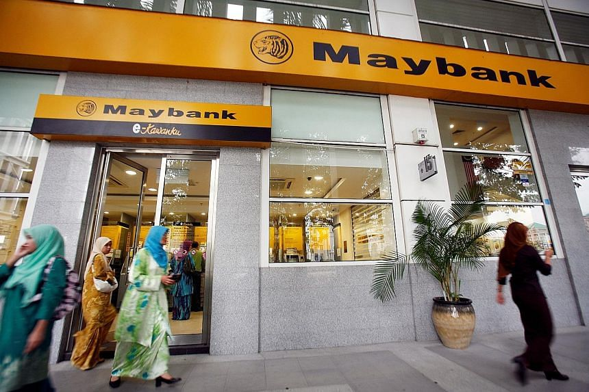 Maybank's Malaysian operations posted a 6.7 per cent jump in loans, while its Singapore and Indonesia operations saw rises of 5.5 per cent and 2.9 per cent, respectively.