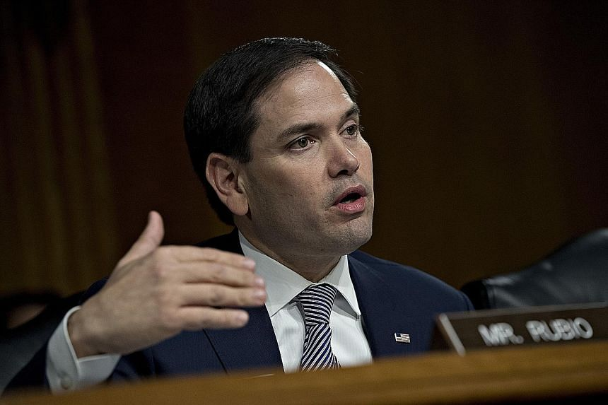 Republican Senator Marco Rubio, a member of the Senate Foreign Relations Committee, said he was not very optimistic of North Korea agreeing to denuclearise.