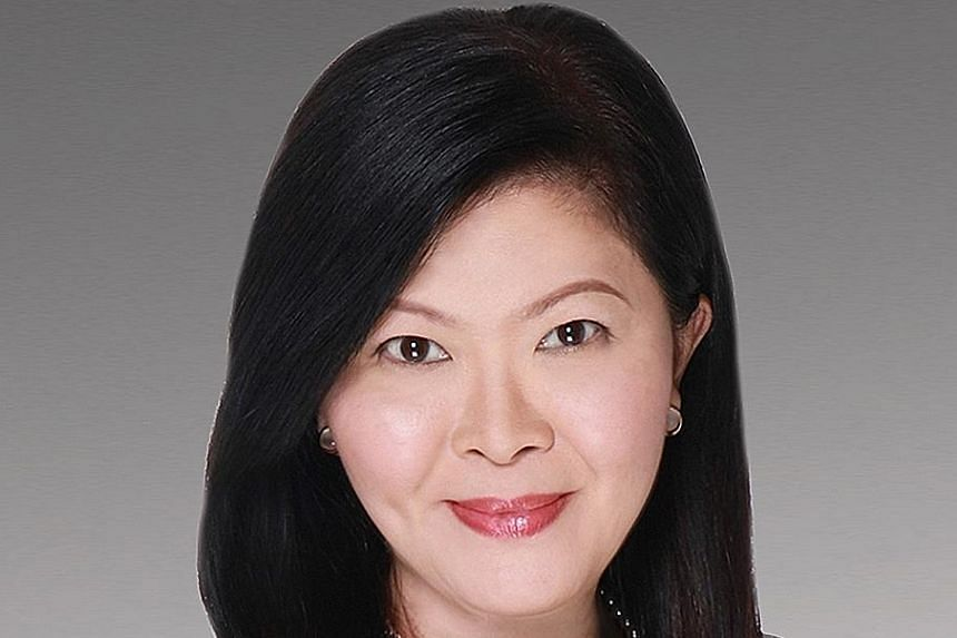 Ms Yvonne Ong will be CEO of the commercial division, while Ms Lee Mei Ling (above) will be promoted to executive vice-president.