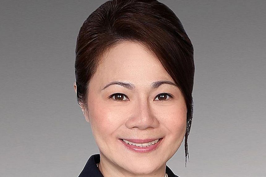 Ms Yvonne Ong (above) will be CEO of the commercial division, while Ms Lee Mei Ling will be promoted to executive vice-president.