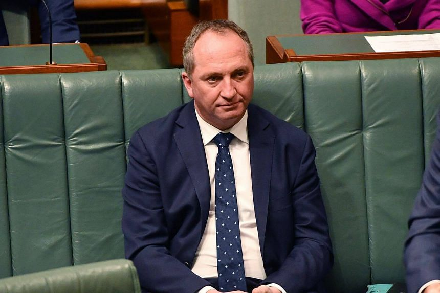 Mr Barnaby Joyce, now a backbencher, has agreed to a paid tell-all television interview about his extramarital affair with his media adviser.