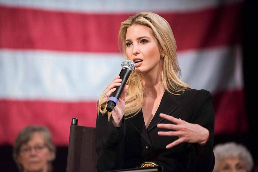Ivanka Trump's representatives have said that there is nothing improper about Trump's trademarks and that they prevent individuals from profiting off her name.
