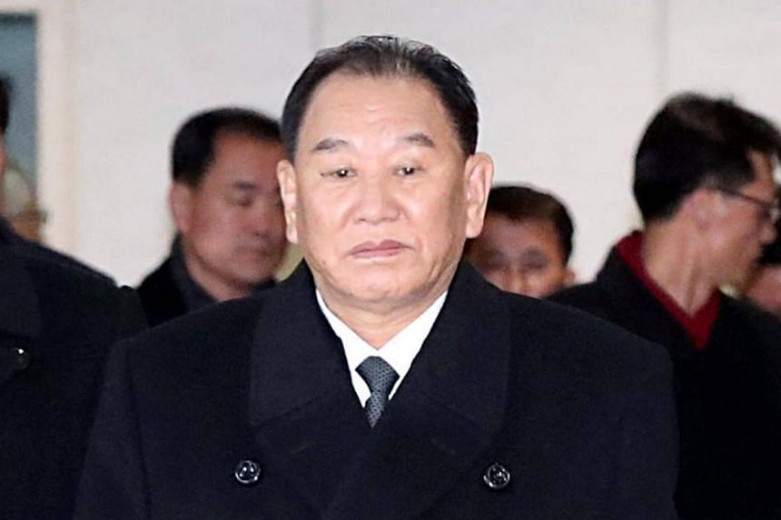 Former North Korea spy chief Kim Yong Chol has been closely involved with talks with South Korea and his visit to the US would further indicate preparations for the historic summit are moving ahead.