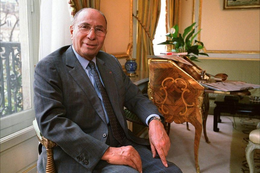 Serge Dassault, head of aviation, media and software giant Dassault Group, was a titan of the French business world who served as a right-wing senator and a scandal-plagued mayor of a town south of Paris.