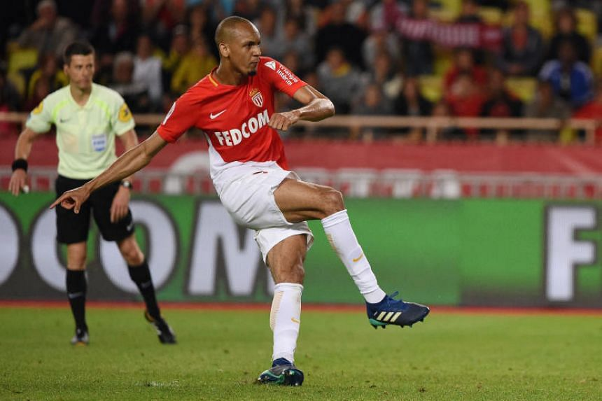 Brazilian international Fabinho, 24, had agreed at the end of last year's title-winning campaign to remain one more season in the Principality.