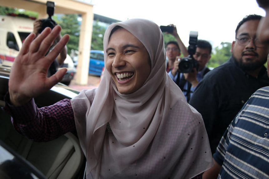 PKR vice-president Nurul Izzah Anwar dismissed the claim and said there were more important matters to attend to.