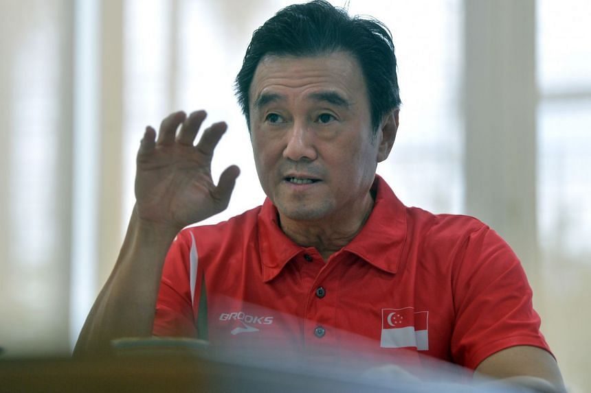 """Former Singapore Athletics boss Tang Weng Fei finds the national sports association """"dysfunctional""""."""