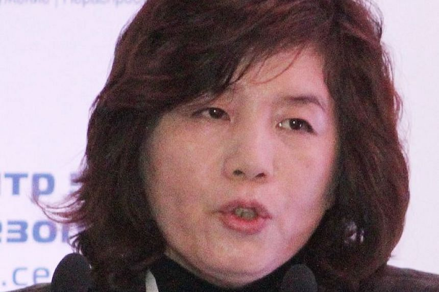 Ms Choe Son Hui has extensive experience in international affairs and on nuclear issues.