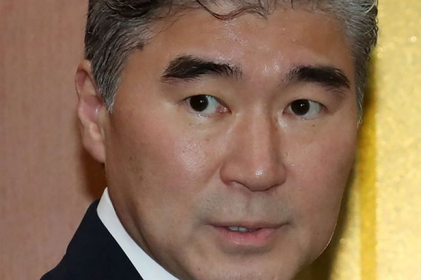 Mr Sung Kim was special envoy for the six-party talks held from 2003 to dismantle North Korea's nuclear programme.