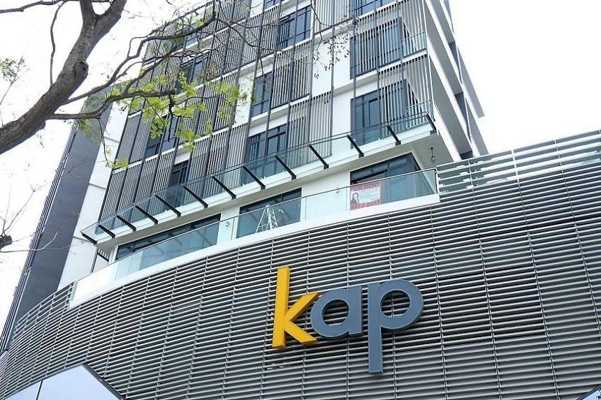 SLB'S portfolio includes Spottiswoode Suites (left) and KAP & KAP Residences (above).