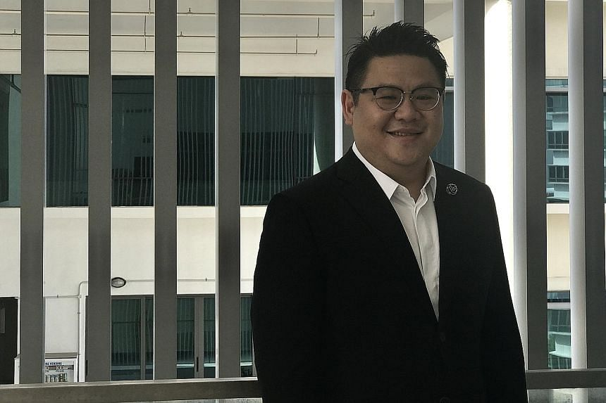 SLB Development CEO Matthew Ong is upbeat about prospects in the domestic real estate sector, given the spate of record-setting site purchases by developers last year and recent residential project sales.