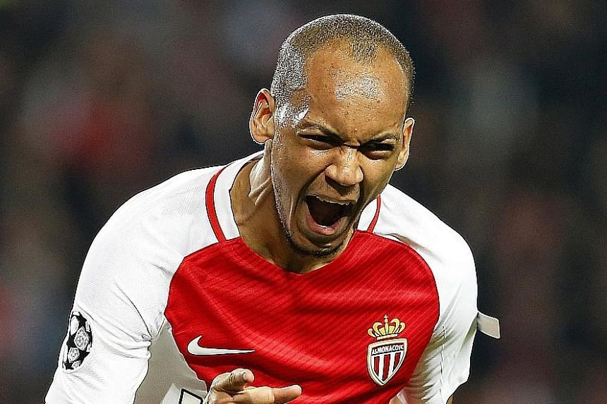"""Fabinho calls Liverpool """"a giant of a team"""" after becoming the first summer signing for the Reds. He hopes to win titles at Anfield."""