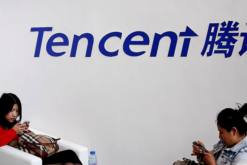 News of Tencent's investment in Chaping, a WeChat-based online media firm, had spurred questions about Tencent's commitment to protecting intellectual property. China's state-run People's Daily on Sunday ran a commentary on the deal, criticising the