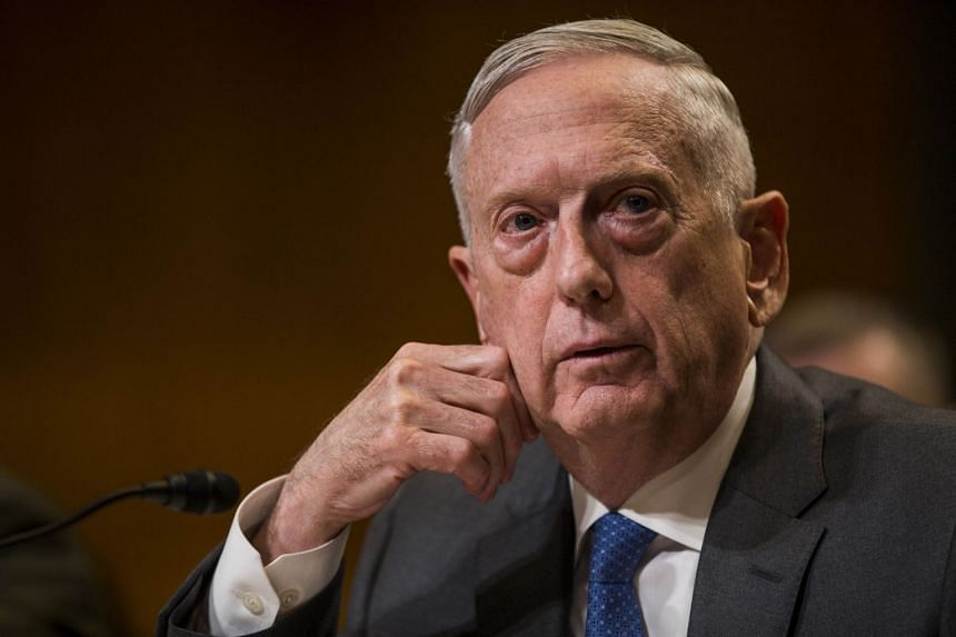 US Defence Secretary James Mattis will have strong words for China when he travels to Singapore for the Shangri-La Dialogue, a security forum, later this week.