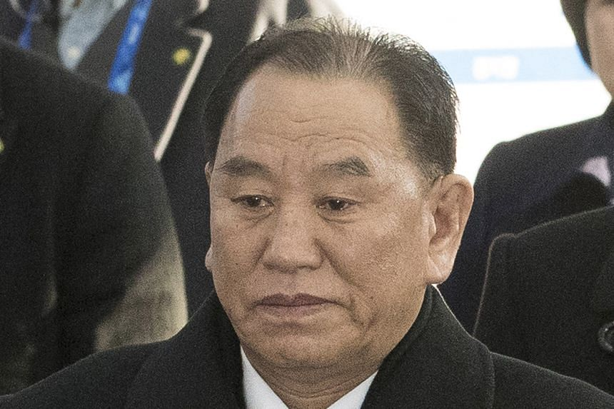 General Kim Yong Chol, vice-chairman of the North Korean ruling party's central committee, is reported to be scheduled to fly to the US today after speaking to Chinese officials in Beijing.