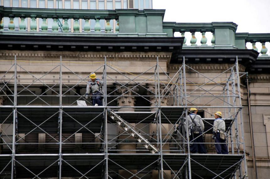 The Japanese government hopes to attract more than 500,000 foreign labourers to sectors such as construction by around 2025.