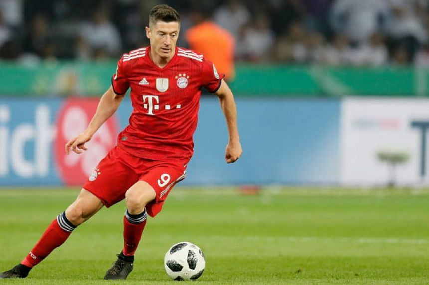 """According to his agent, Robert Lewandowski """"needs a change and a new challenge in his career""""."""