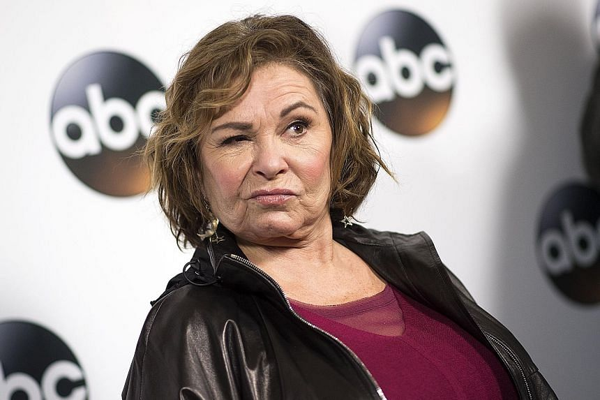 """Roseanne Barr took the blame in another tweet, apologising to """"the hundreds of people and wonderful writers (all liberal) and talented actors who lost their jobs on my show due to my stupid tweet""""."""