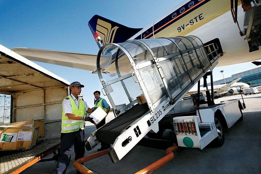 Sats' air cargo operations. The firm has proposed a final dividend of 12 cents a share, up one cent from last year, to be paid out on Aug 17.