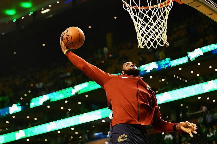 LeBron James has been outstanding in these play-offs so far, averaging 34 points, 9.2 rebounds and 8.8 assists. But he lacks support and the Cavs need to be defensively strong to stand any chance in the Finals.