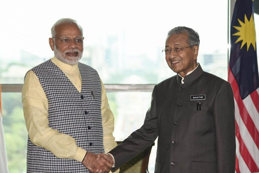 Indian Prime Minister Narendra Modi extended his best wishes to Malaysian counterpart Tun Dr Mahathir Mohamad on Pakatan Harapan's victory in the 14th general election.
