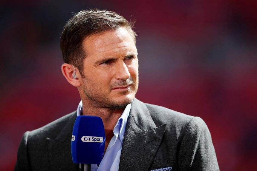 Frank Lampard had agreed to a three-year deal on May 31, 2018.