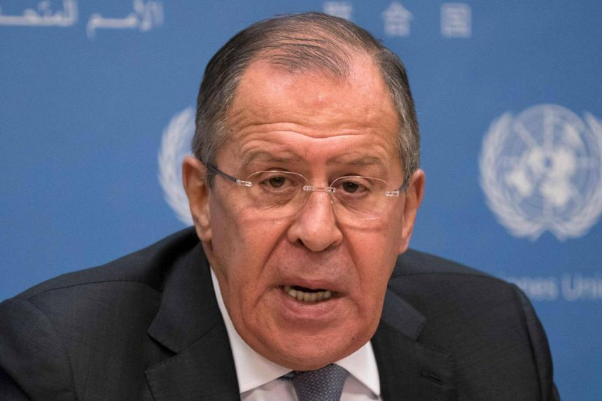 Russian Foreign Minister Sergey Lavrov is paying a visit to North Korea for the first time since 2009.