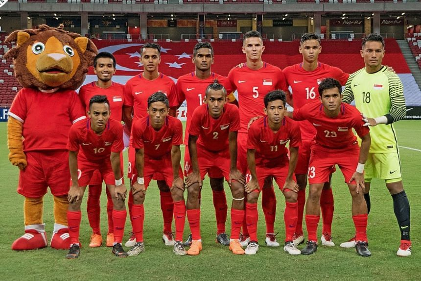 Plans have been announced to build a dedicated training centre to house the Singapore National football team and the country's age-group teams.