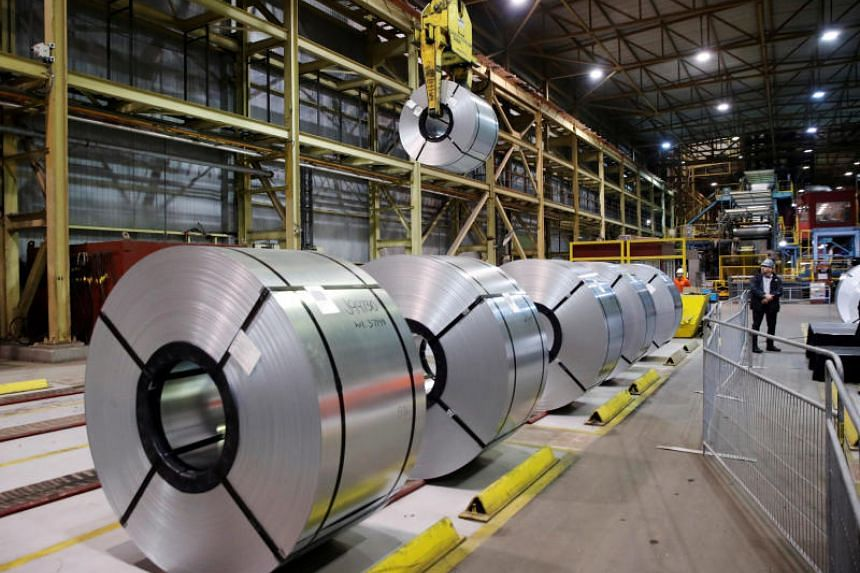 US Commerce Secretary Wilbur Ross said that a 25 per cent tariff on steel imports and a 10 per cent tariff on aluminium imports from the EU, Canada and Mexico would go into effect.