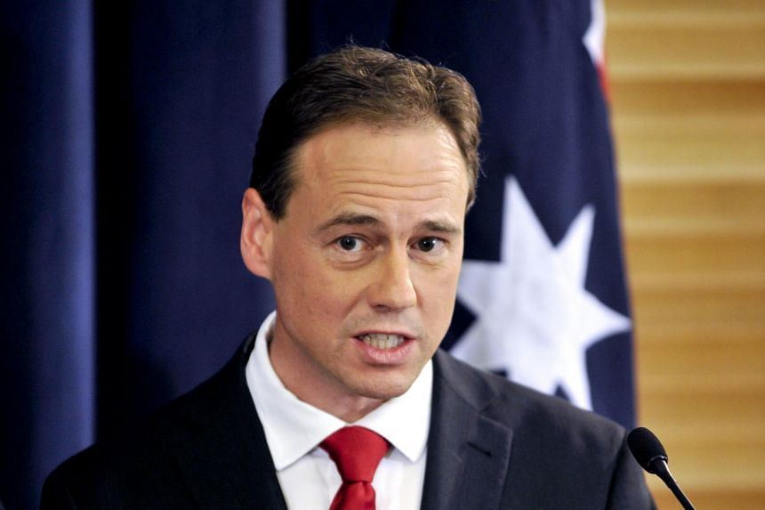 Australian Health Minister Greg Hunt was also accused of intimidating Katherine mayor Fay Miller by wagging his finger in her face.