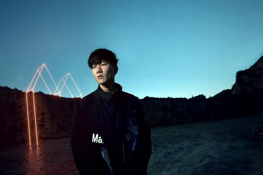 Mandopop singer JJ Lin will perform at the Singapore Indoor Stadium on Aug 18 and 19.