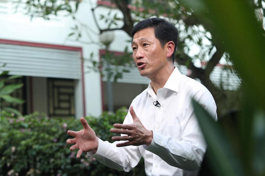 Minister for Education Ong Ye Kung said that the Education Ministry will continue to focus and support the use of Information and Communications Technology in learning.