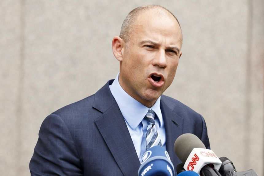 """Attorney Michael Avenatti reportedly contacted an official in the network of liberal groups led by David Brock, but reiterated that """"this isn't about politics""""."""