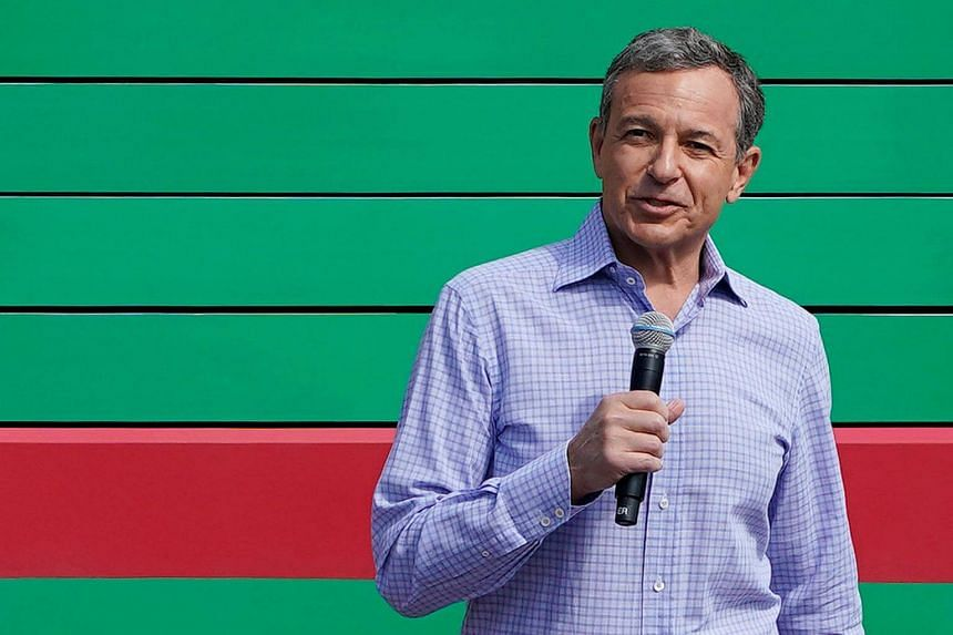 It took Disney chief executive Bob Iger (above) hours, if not minutes, to axe ABC's top-rated show after Roseanne Barr fired off a racist tweet about a former president Barack Obama's White House adviser.
