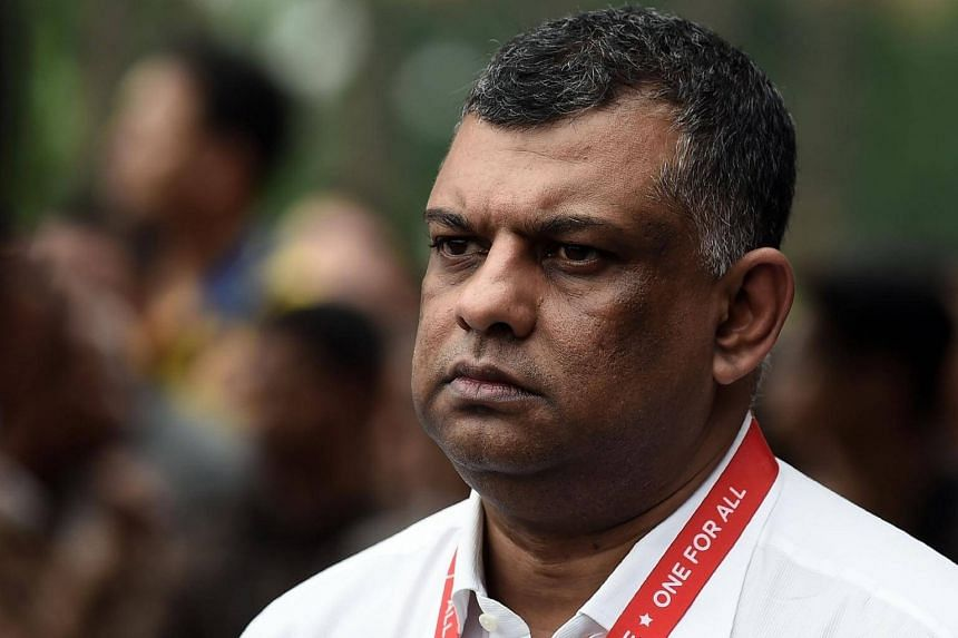 """AirAsia Group and its chief executive officer Tony Fernandes allegedly lobbied government officials """"to secure mandatory approvals, some of them through non-transparent means""""."""