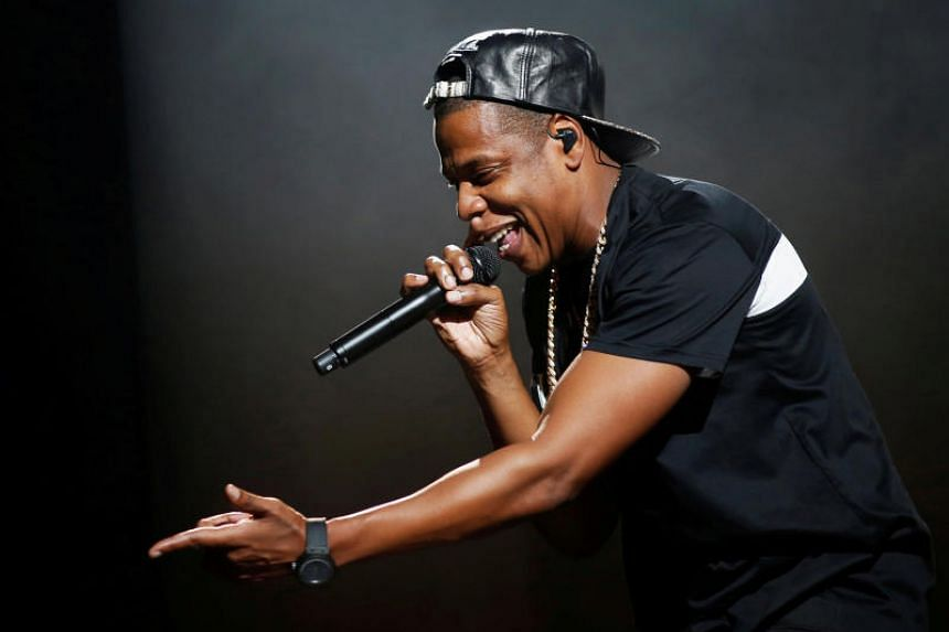 Jay-Z (pictured) and Timbaland, whose given names are Shawn Carter and Timothy Mosley, had at first thought Khosara was in the public domain, but in 2000 Timbaland paid EMI Music Arabia US$100,000 for song rights after that publisher objected.