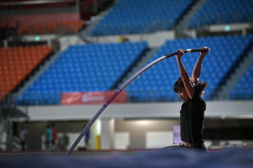 National pole vaulter Rachel Yang had been nominated by Singapore Athletics (SA) and had expected to be selected because she met the Singapore National Olympic Council's (SNOC) criteria of a sixth-placed finish at the Asiad.