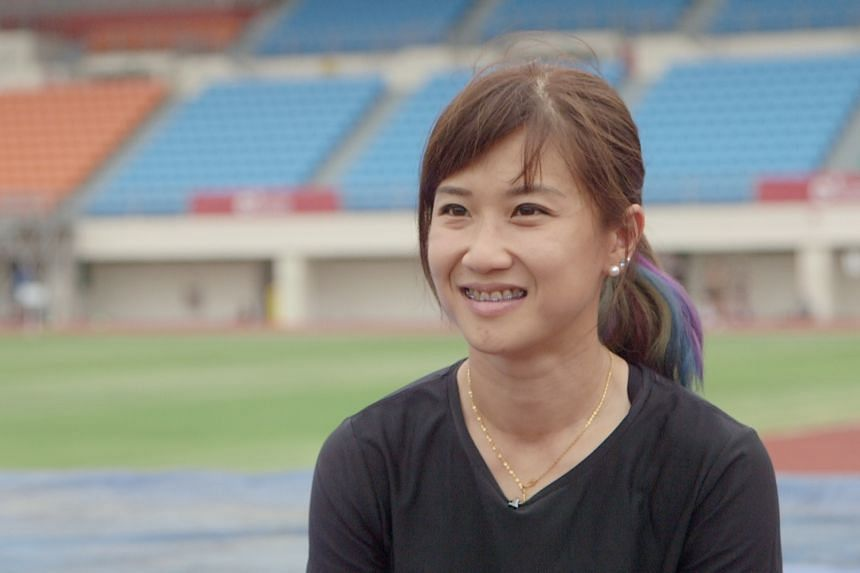 According to the SNOC, Rachel Yang's result last June is said to be outside of the 13-month period before the 2018 Asiad.