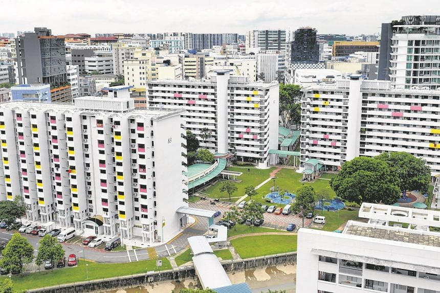 Blocks 81 to 83 MacPherson Lane will be redeveloped under Sers. Based on recent market transactions of comparable flats at Macpherson Lane, the estimated compensation ranges from $210,000 to $260,000 for two-room flats, and $290,000 to $330,000 for t