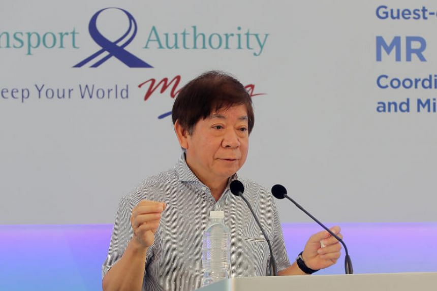 """Transport Minister Khaw Boon Wan said that Singapore has """"requested the Malaysian government through diplomatic channels to clarify Malaysia's position on the project""""."""