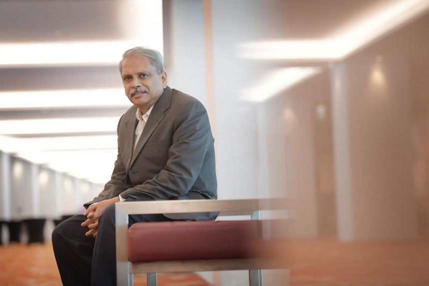 """Indian tech billionaire Senapathy """"Kris"""" Gopalakrishnan's gift is the largest from an Indian national to NTU."""