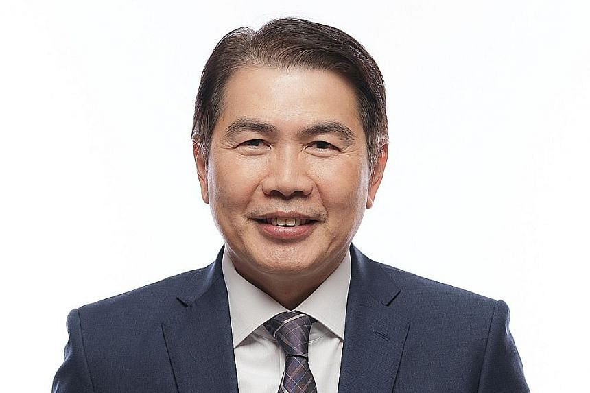 Mr Lim Ming Yan, 55, was chief operating officer of CapitaLand from May 2011 to December 2012 before taking over the top post.